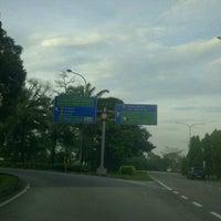 Photo taken at Flyover Jln T.Razak / Datin Halimah by ɹɐnuɐ ıɹzə on 5/7/2013