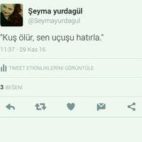 Photo taken at Yurdagül Proje İnşaat by Şeyma Y. on 11/29/2016
