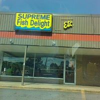 Photo taken at Supreme Fish Delight by D N. on 11/2/2013