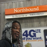 Photo taken at MARTA - Doraville Station by D N. on 12/5/2012