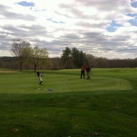 Photo taken at Norwich Golf Club by Steve C. on 4/28/2014