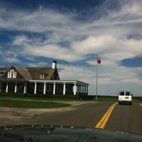 Photo taken at Shinnecock Hills Golf Club by Steve C. on 9/6/2013