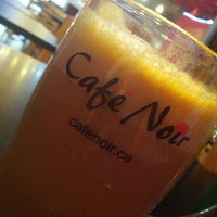 Photo taken at Café Noir by Charles E. on 7/22/2013