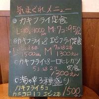 Снимок сделан в 洋食工房 パセリ пользователем Coco3n @. 12/16/2013