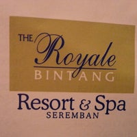Photo taken at The Royale Bintang Resort & Spa by YanNY S. on 1/8/2013