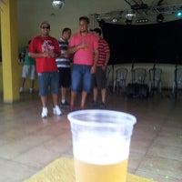 Photo taken at Festinha by Carlos E. on 4/7/2013