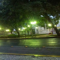 Photo taken at Praça Rui Barbosa by Carlos E. on 3/20/2013