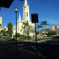 Photo taken at Praça Rui Barbosa by Carlos E. on 7/12/2013