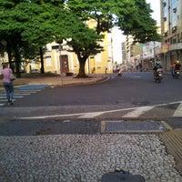 Photo taken at Praça Rui Barbosa by Carlos E. on 1/7/2013