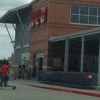 Photo taken at H-E-B by Jeff D. on 10/20/2012