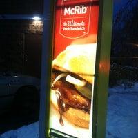 Photo taken at McDonald's by Ben K. on 1/17/2013