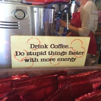 Photo taken at Daisy Mountain Coffee - Tramonto by Roland T. on 5/8/2016