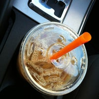 Photo taken at Dunkin Donuts by Grant S. on 6/2/2013