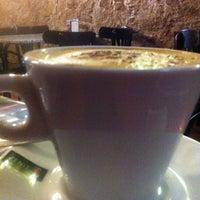 Photo taken at Baccardi Café by Anna M. on 1/16/2013