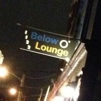 Photo taken at Below Zero Lounge by Jeff G. on 2/17/2013