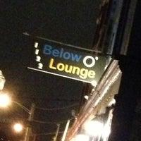 Photo taken at Below Zero Lounge by Jeff G. on 2/9/2013