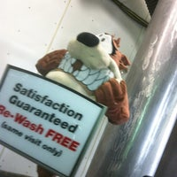 Photo taken at Mike's Express Car Wash by Jeff G. on 11/4/2012