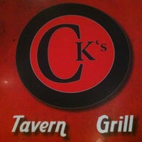 Photo taken at CK's Tavern & Grill by Brian R. on 11/4/2012