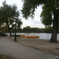 Photo taken at Washington Park by Brian R. on 10/12/2012