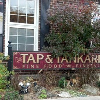Photo taken at Tap and Tankard by Stephanie B. on 11/3/2012