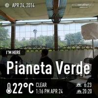 Photo taken at Pianeta Verde by Sergio C. on 4/24/2014