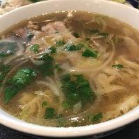Photo taken at Phở Tô Châu by Selynna S. on 11/22/2017
