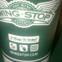 Photo taken at Wingstop by Jessica A. on 11/25/2012