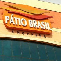 Photo taken at Pátio Brasil Shopping by Jana C. on 4/27/2013