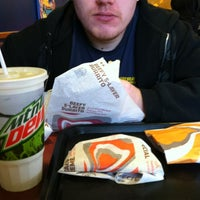 Photo taken at Taco Bell by Emily K. on 11/30/2012