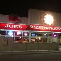 Photo taken at Joe Tomato's Restaurant by Ray U. on 3/30/2013