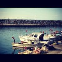 Photo taken at Soguksu Cay Bahcesi by Eda P. on 5/22/2014