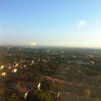 Photo taken at Radisson Blu Hotel Sandton by Brian K. on 2/17/2013