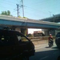 Photo taken at Nagtahan Bridge by Reginna Angella E. on 5/3/2016