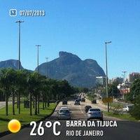 7/7/2013 tarihinde Leandro S.ziyaretçi tarafından Barra da Tijuca'de çekilen fotoğraf
