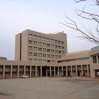 Photo taken at 富山県立大学 by アイトラム Q. on 1/21/2013