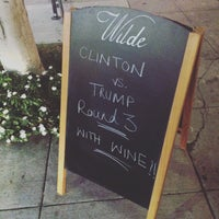 Photo taken at Wilde Wine Bar & Restaurant by Golda C. on 10/20/2016