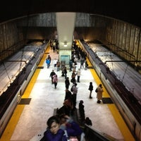 Photo taken at Glen Park BART Station by Rolandito L. on 12/28/2012