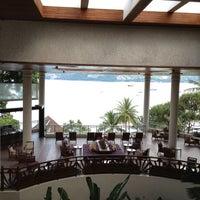 Photo taken at Amari Coral Beach Resort by Rolandito L. on 11/24/2012