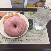 Photo taken at Mister Donut by 松永 on 3/3/2018