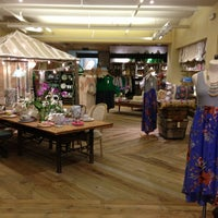 Photo taken at Anthropologie by Ching H. on 6/7/2013