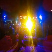 Photo taken at Cine Rua Sete by Edgar Mathias S. on 5/15/2014