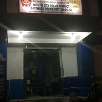 Photo taken at Eastwood Police Station 12 by Ricardo S. on 9/21/2016