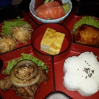 Photo taken at Tanabe Japanese Restaurant by Eric Samuel J. on 9/18/2013