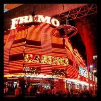 Photo taken at Fremont Street Flightlinez by Mark B. on 3/12/2013
