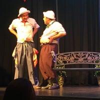 Photo taken at Teatro Lucho Barahona by Vivi 🐾🌷💕 on 6/25/2016