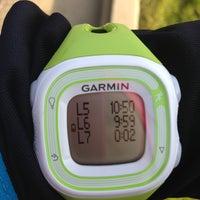 Photo taken at Beale Running Trail by Lauren C. on 1/15/2013