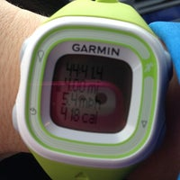 Photo taken at Beale Running Trail by Lauren C. on 12/26/2012