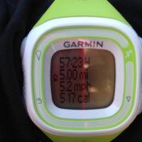 Photo taken at Beale Running Trail by Lauren C. on 12/19/2012
