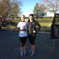 Photo taken at Beale Running Trail by Lauren C. on 12/13/2012