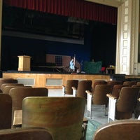 Photo taken at Grant High School Auditorium by Mac L. on 4/19/2013